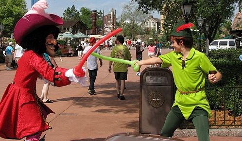 Sentirsi un eterno Peter Pan  allunga la vita
