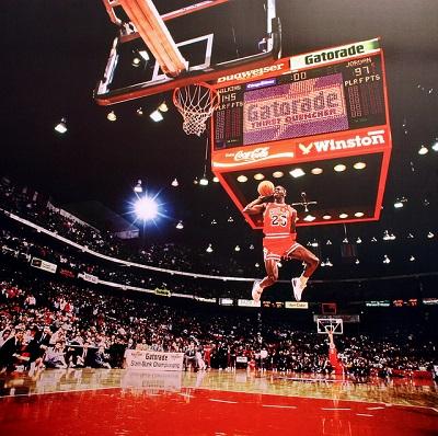Come riuscire a migliorare qualunque performance e fare un canestro alla Michael Jordan
