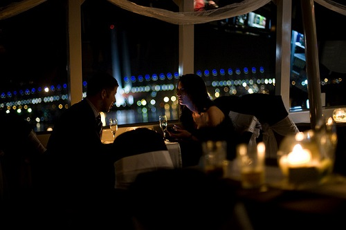 Una cena.. per farla innamorare
