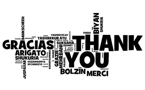 grato è chi grato fa
