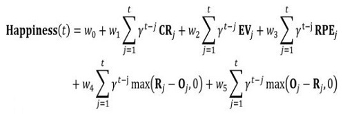 formula della felicità