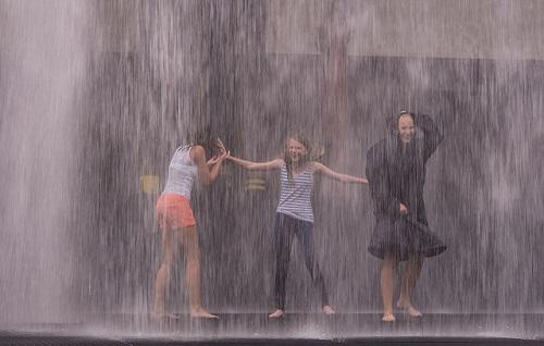 Quando piove ti vien voglia di ballare o di guardarti un film malinconico?