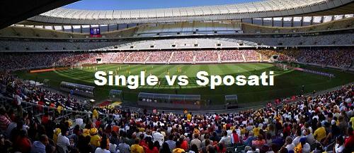 Single vs Sposati